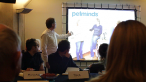 Sebastiaan Hooft of Petminds Presents